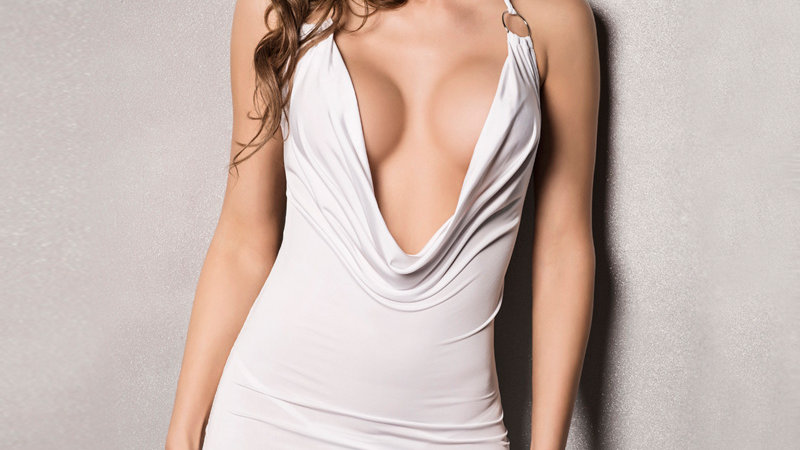 Passion Miracle Chemise White