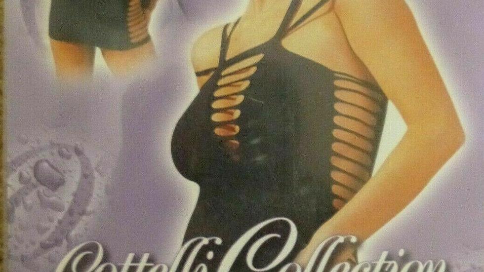 Cottelli Kleid Mini Dress Black Size S/M