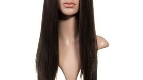 BNWT KOKO GOLDEN BROWN LONG WIG