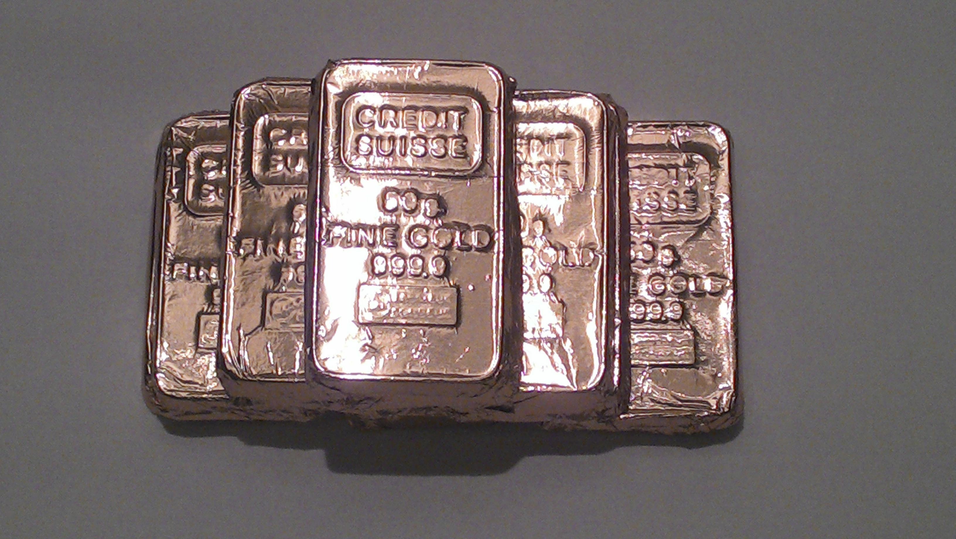 Barrinhas de Ouro