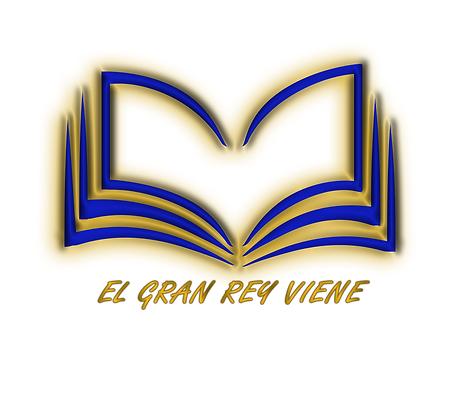 Nuevo Logo El gran Rey Viene fondo blanc