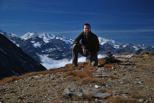 Fabio Bianchi guida escursionistica ossolatrek