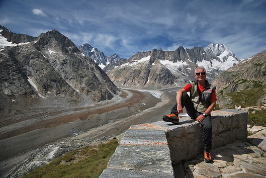 Silvano Bianchi guida escursionistica ossolatrek