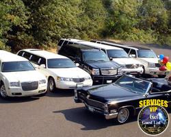 Limousines Rent