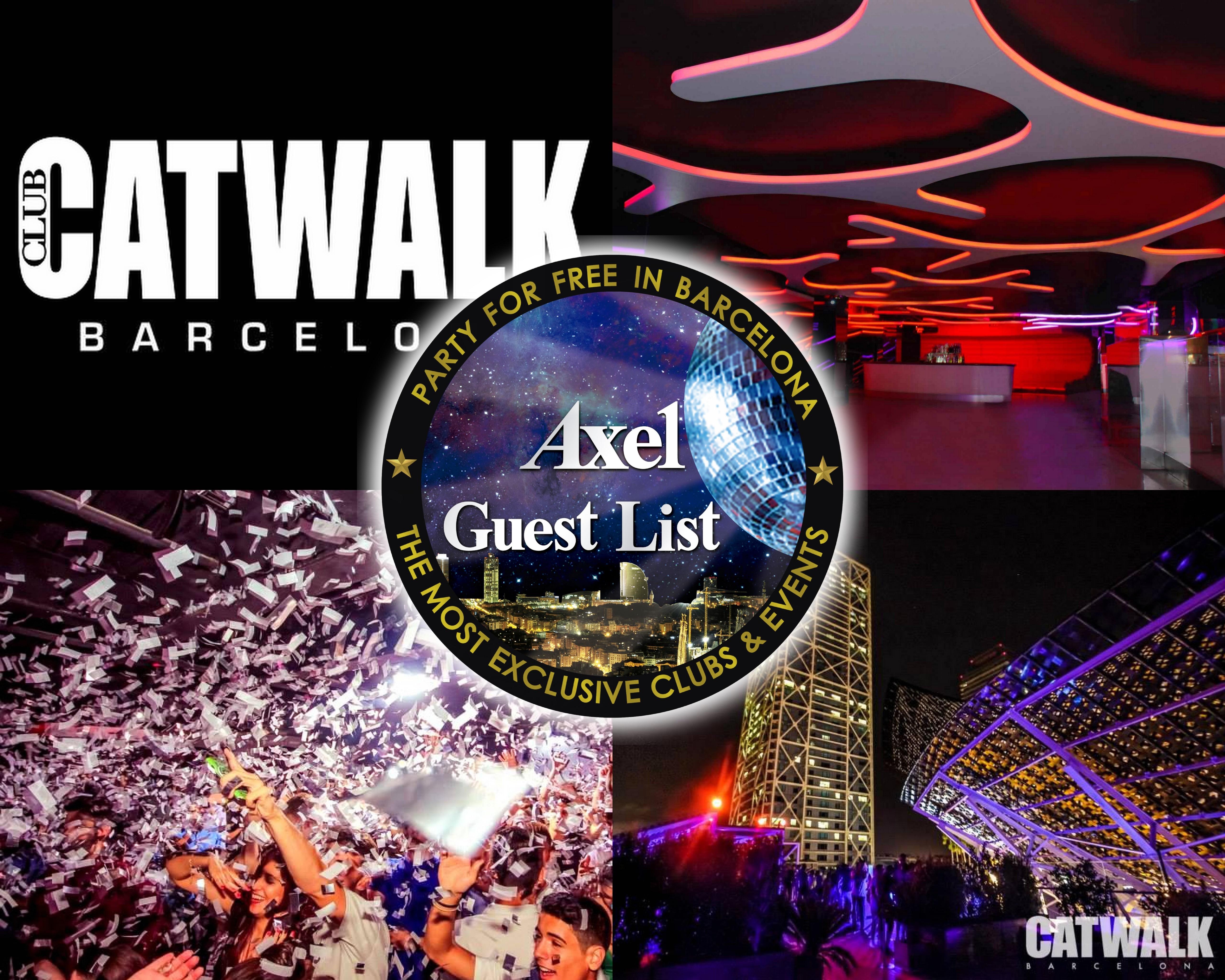 CATWALK | AXEL VIP GUESTLIST