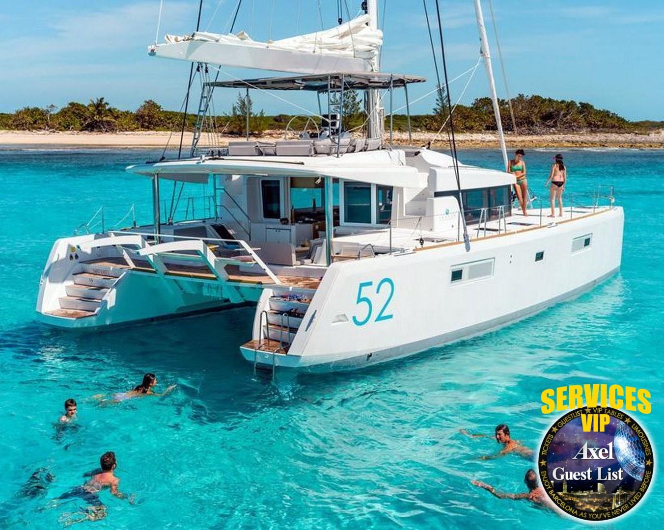 Catamaran Rent
