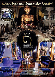 ELEPHANT NEW YEAR'S EVE | BARCELONA NIGHTLIFE | BARCELONA PARTIES