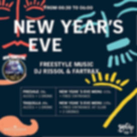BESTIAL NEW YEAR'S EVE | BARCELONA NIGHTLIFE | BARCELONA PARTIES