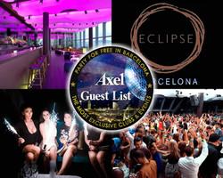 ECLIPSE | AXEL VIP GUESTLIST