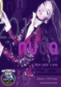 NUBA LOUNGE NEW YEAR'S EVE | BARCELONA NIGHTLIFE | BARCELONA PARTIES