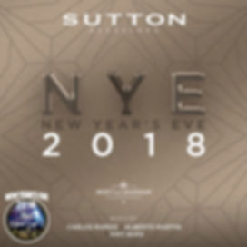 SUTTON NEW YEAR'S EVE | BARCELONA NIGHTLIFE | BARCELONA PARTIES