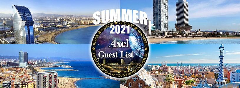 Barcelona Parties | Barcelona Summer 2021 | Barcelona Nightlife