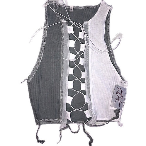 Inside Out top: g/w