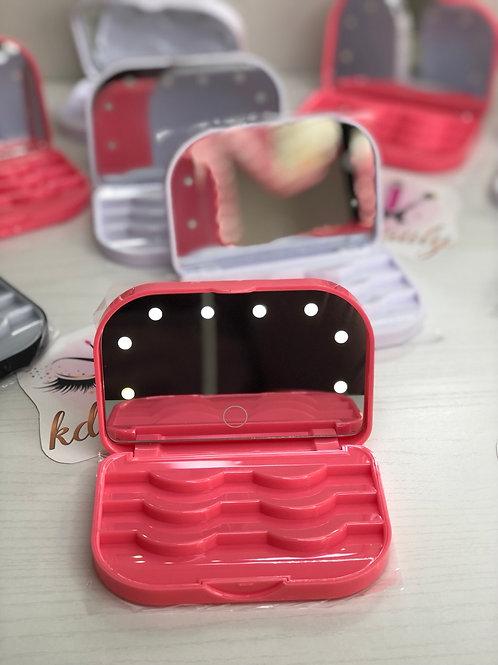 EMPTY Mini Vanity lash case