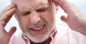 "Headaches can be a ""real"" pain in the neck!"