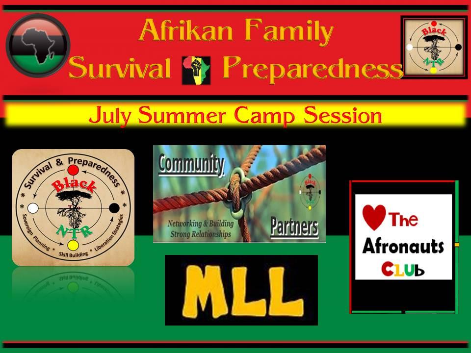 BTN & MLL Summer Camp