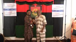 Bro. Amenseph & Baba Baruti