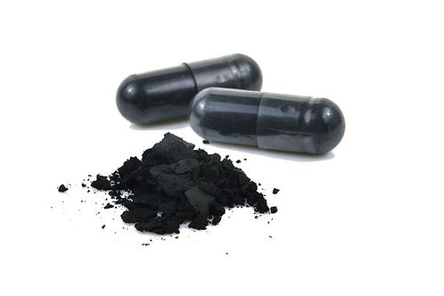 Activated Charcoal - Sample 8 Pack