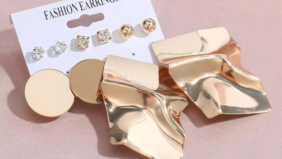 6 in one earring
