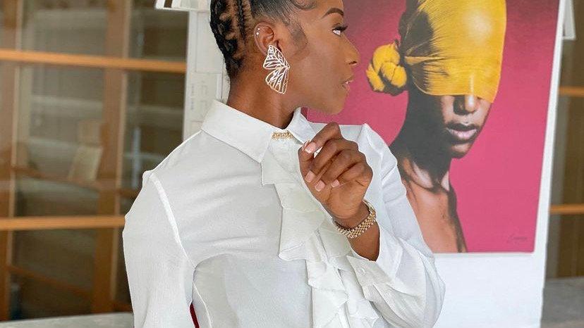 Ms def earrings