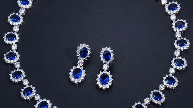 Blue and Silver set preorder only