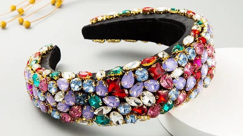 Multi coloured  headband