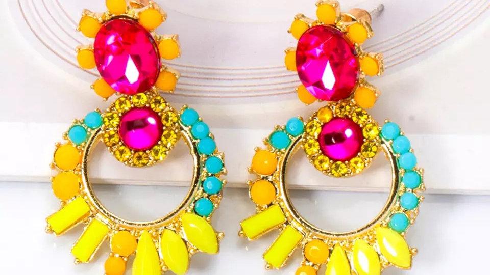 Kim earrings