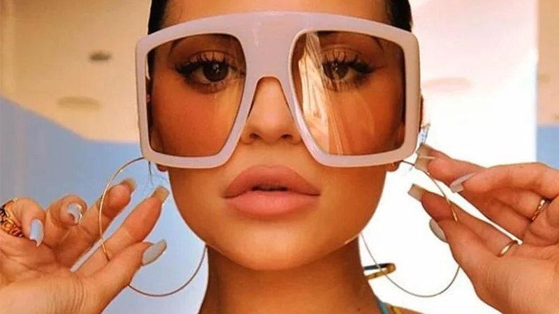 Big wide glasses