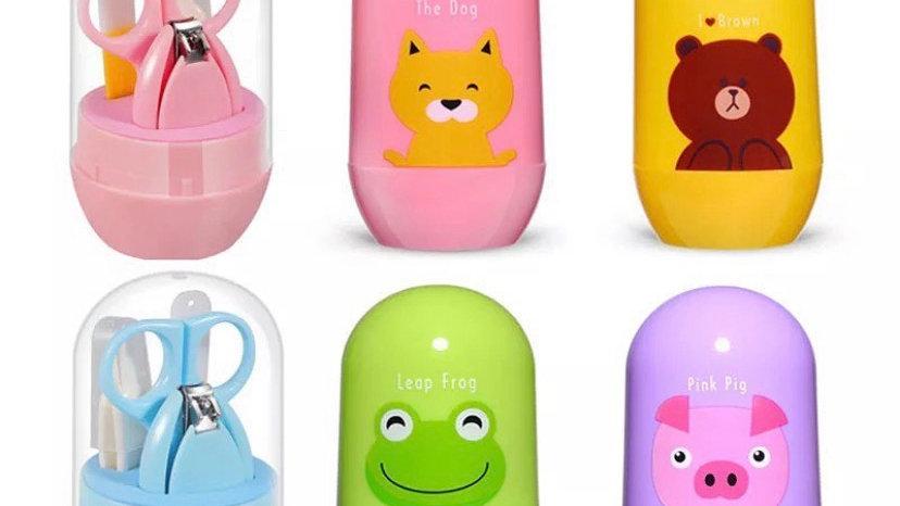 Isabella  pink nail kit collection