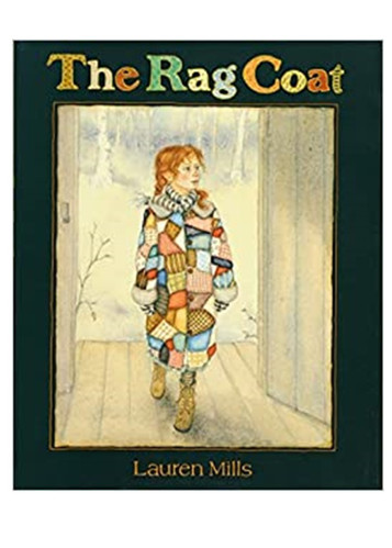The Rag Coat, by Lauren Mills book cover