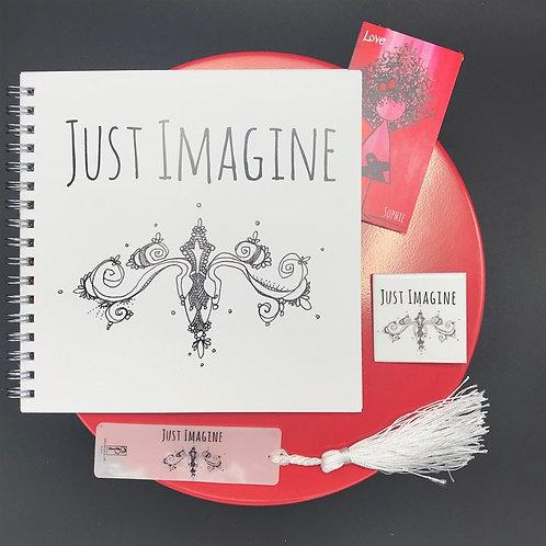 Just Imagine Notebook Combo