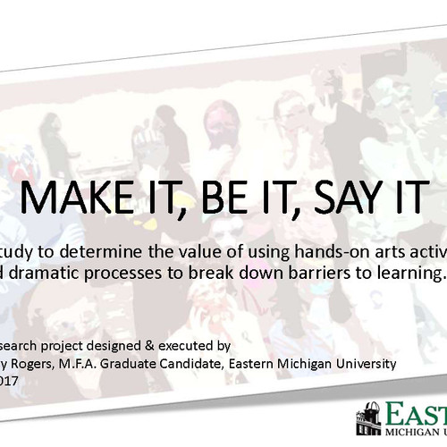 Research: Lessening Learning Barriers