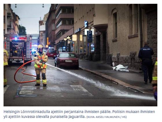 Siim tunneb end turvaliselt kohas nimega Helsinki.