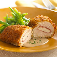 Chicken Cordon Bleu- Pollo Cordon Bleu