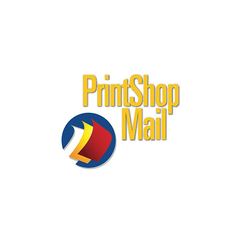 Sử dụng phần mềm Printshop Mail để in dữ liệu biến đổi