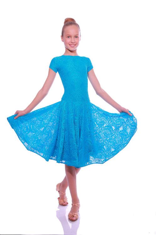 Платье рейтинговое с ригилином
