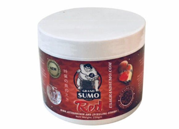 SUMO RED FLOWERHORN FOOD 250g