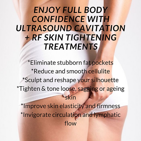 enjoy full body confidence with Ultrasou