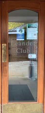 Leander Club Fogging