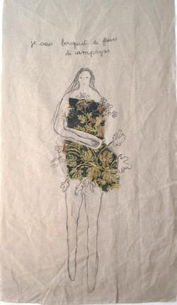 2 - Je suis bouquet de fleurs de cam