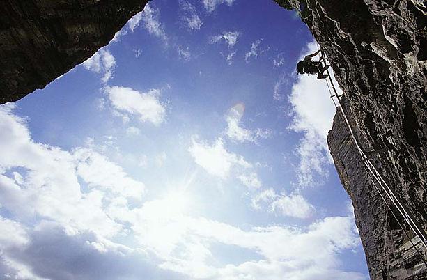 Klettersteigset Schweiz : Informationen klettersteig via ferrata leukerbad wallis schweiz