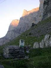 Einsteig Klettersteig Leukerbad