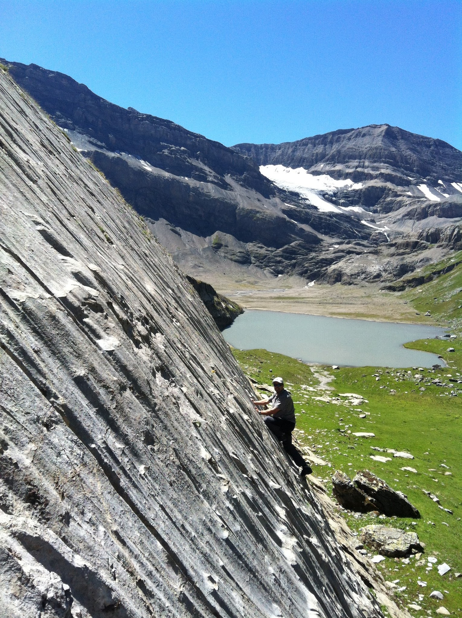 Klettergebiet Lämmerasee