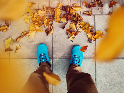 Fall in Love With Your Feet Again!