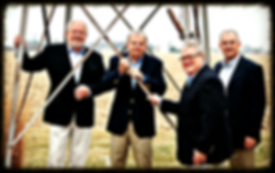 4 The Light Southern Gospel Quartet from New Palestine Indiana .  This photos was taken at a photo shoot at the Historic Round Red Barn in McCordsville Fortville Indiana.  The Photo was on the back cover of their debut 2015 CD Let The Glory Roll.  4 TL has been performing at Central INdiana Churches and Festivals Since 2002.