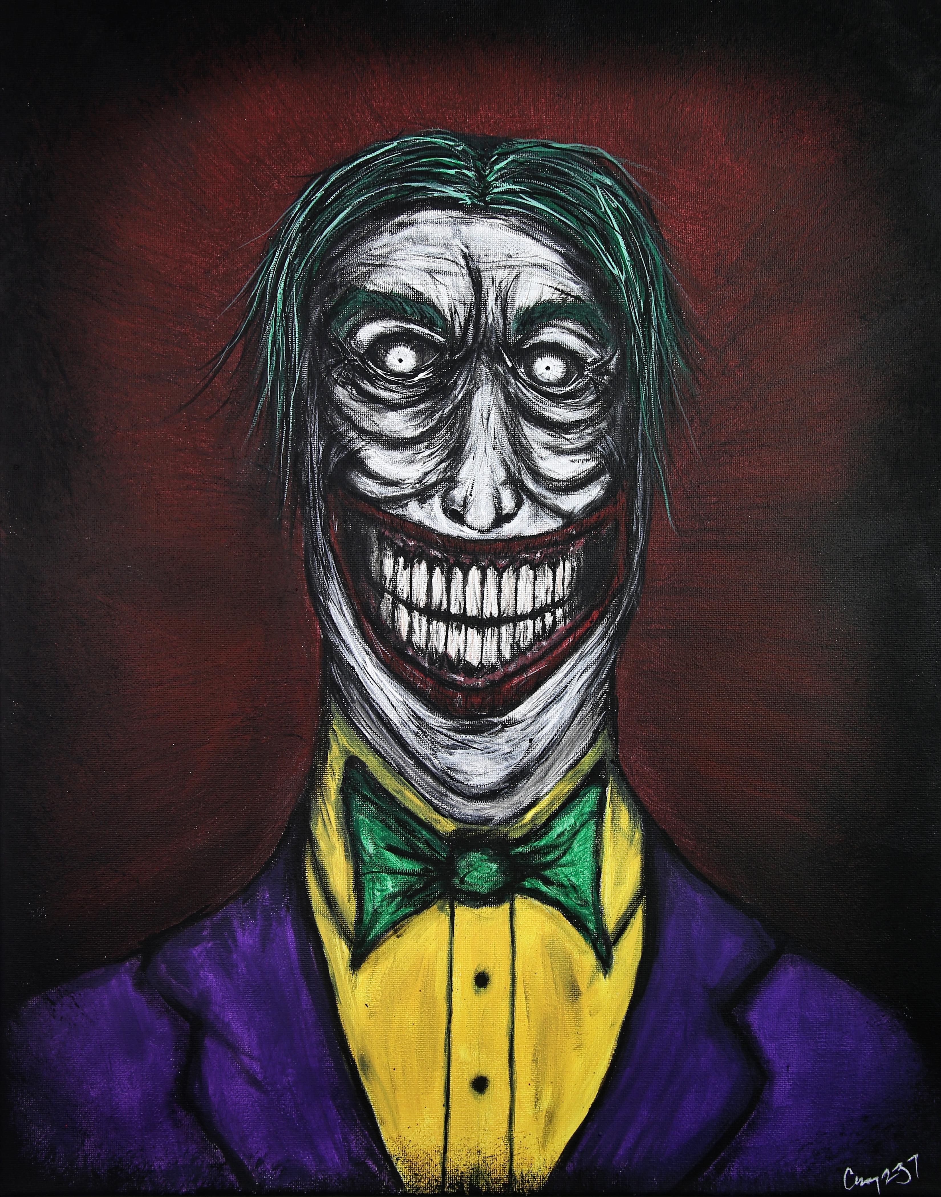 Joker Ghoul