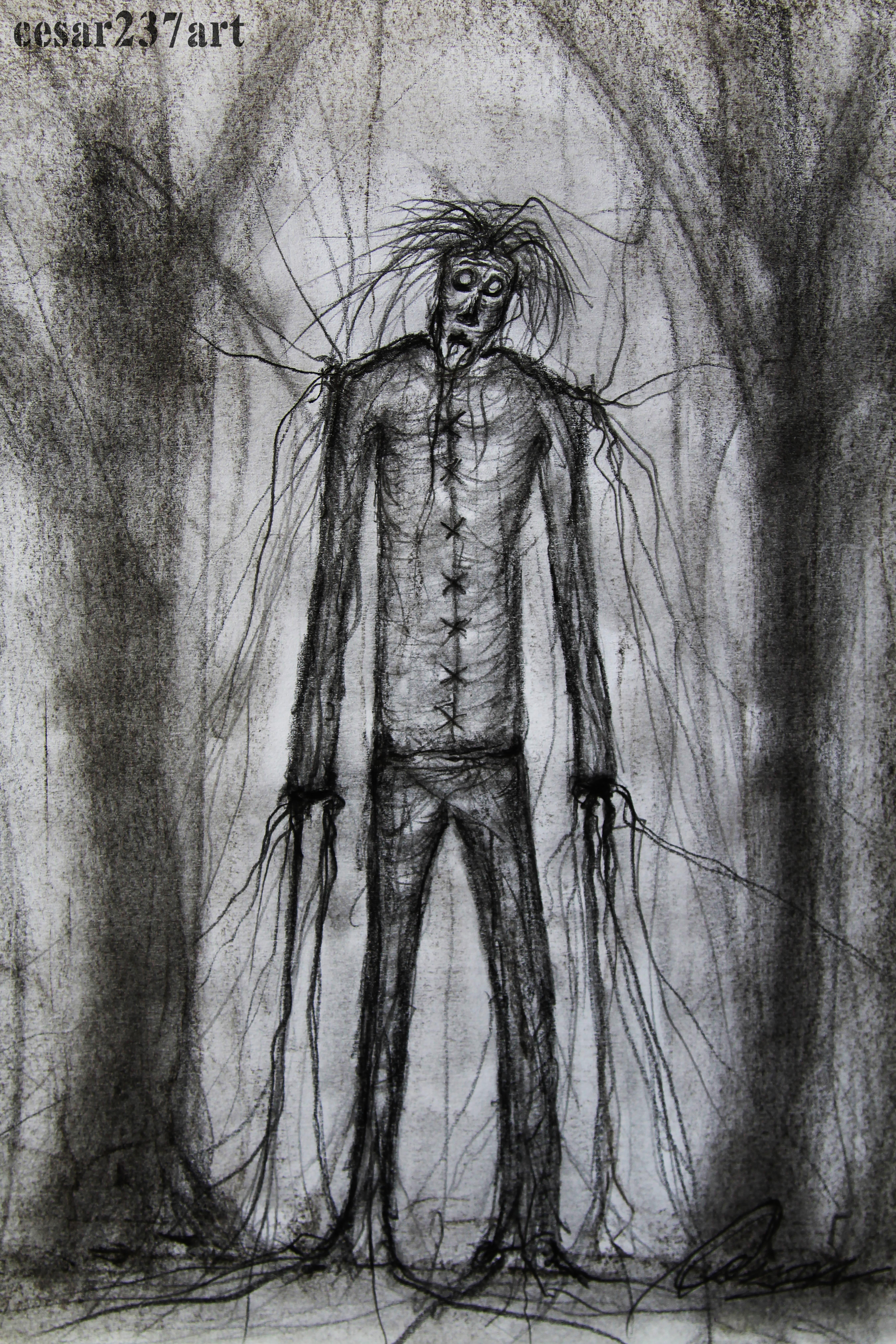 Woodsman Ghoul