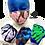 Thumbnail: Adult Tie Dye Masks ($6)