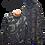 Thumbnail: Black-On-Black Crumble Sweatshirt/Hoodie ($40+up)
