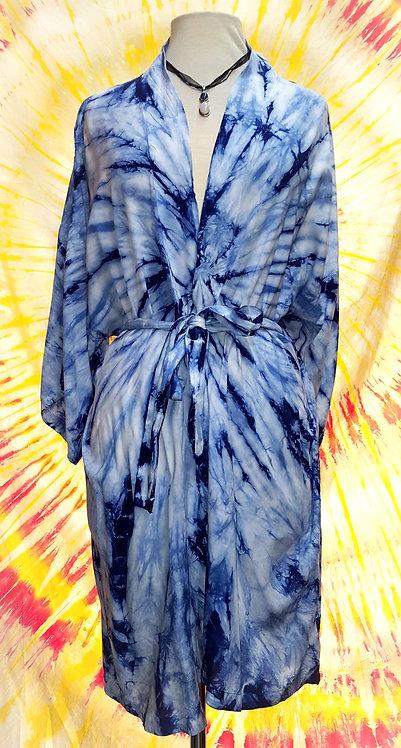 Royal Spin Kimono ($75)